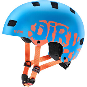 UVEX Kid 3 CC Helmet Barn blue mat